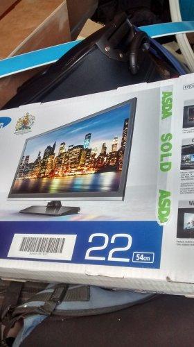 """Samsung 22"""" LED Tv £49.50 @ Asda"""
