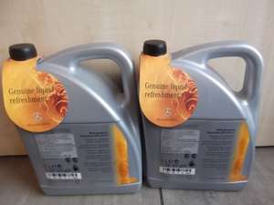 10L Genuine Mercedes Benz 5W30 Low Ash SAPS Engine Oil MB 229.51 Fully Synthetic 10 litres £36 delivered @ ebay/euro-commercials