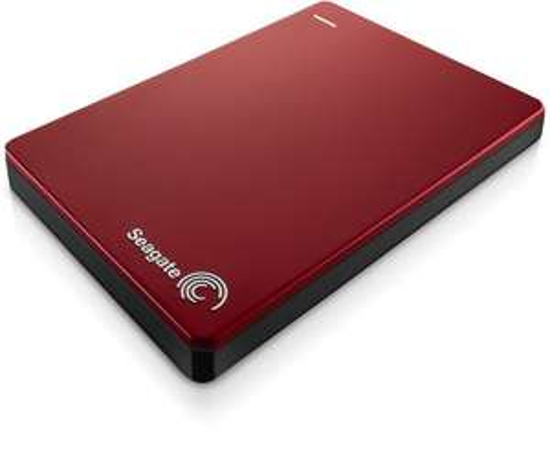 Seagate Backup Plus Slim 1TB USB 3.0 Portable 2.5 Inch External Hard Drive - Red - £30 - Instore @ Asda