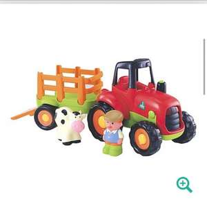 ELC Lights and Sounds Farm Tractor - Debenhams sale £12.80 Free CnC