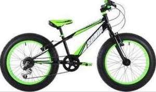 "Sonic Bulk Fat Bike 20"" - £49.99 instore @ ASDA"