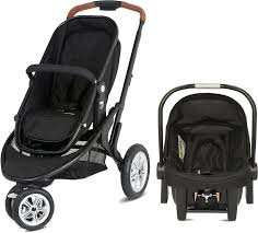 Mothercare Xpedior Three Wheel Base Pack- Black only £100!!