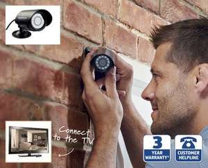 Aldi Colour Surveillance Camera £19.99