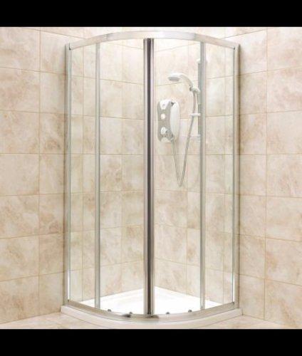 800mm x 800mm Quadrant Shower Enclosure £50 @ B&Q Instore