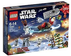 LEGO Star Wars Advent Calendar 2015 £18.24  @ Amazon
