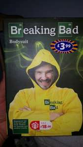 Breaking Bad bodysuit only £3.99 at BnM