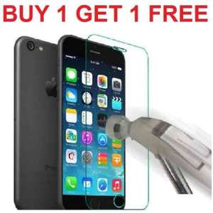 2x iPhone 6 screen protector tempered glass 98p @ Superior.sheild/eBay