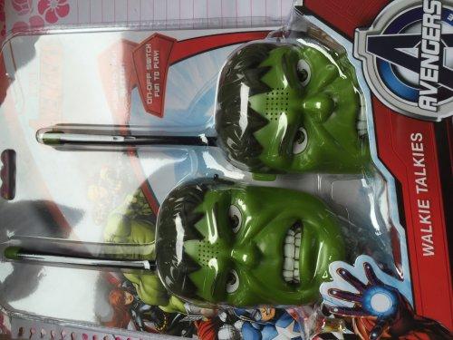 Marvel Avengers walkie talkies £2.99 B&M