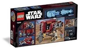 Rey's Speeder Star Wars Lego Amazon - £14.59 (Prime) £18.58 (Non Prime)