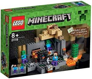 Lego minecraft the dungeon - £14.59 (Prime) £18.58 (Non Prime) @ Amazon