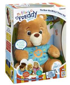 My Friend Teddy Freddy Bear Plush Toy £29.19 @ Amazon (On the list of top 10 Christmas Toys in Daily Mail)