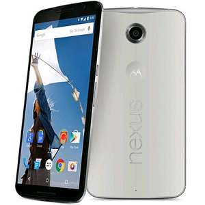 Nexus 6 Cloud White 64GB £324.99 @ expansys