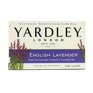 Yardley English Lavender Soap 120g £1.00 in Poundworld