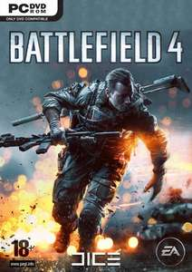 Battlefield 4 PC £4.99 or FREE with STUDENT5 code for student accounts only @ Amazon