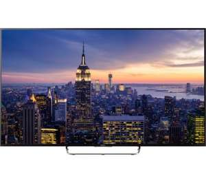 Sony 75 inch Android tv. £2099 from Currys plus £300 trade in