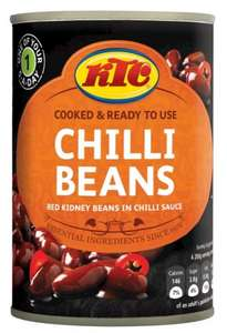 KTC Canned Plum / Chopped Tomatoes, Kidney Beans, Chick Peas, Chana etc 4 for £1 @ Morrisons