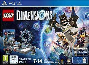 LEGO Dimensions: Starter Pack (PS4) £79.99 @ Amazon