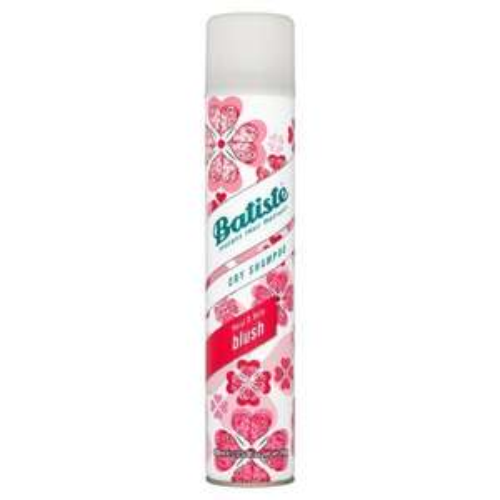 £2.48 - Batiste Dry Shampoo Blush 400ml (Bigger pack)  @ Superdrug