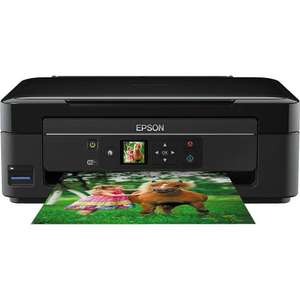 Epson Expression Home XP-322 All-In-One Printer With WiFi/LCD Screen - £30 - Instore @ Asda