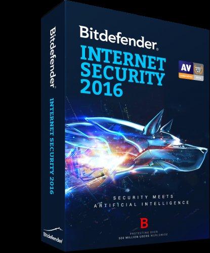 Bitdefender Internet Security 2016 (6 Months licence)