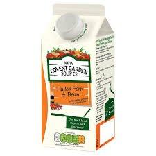 Free covent garden soup via Asda using coupon