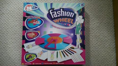 Grafix fashion wheel £2.99 @ the Range