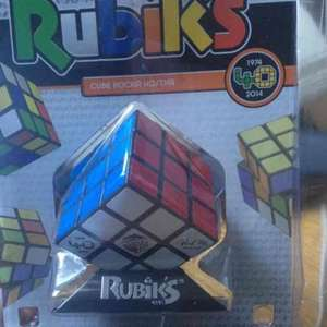 Rubik's Cube only £4.99 Home Bargains