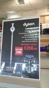 Dyson V6 Animal £256.46 @ co-op electrical