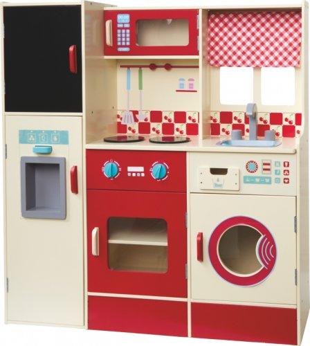 kids wooden kitchen £65 @ asda