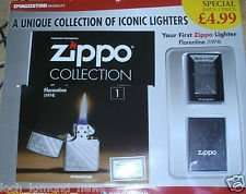 Zippo lighter for £4.99 @ Deagostini