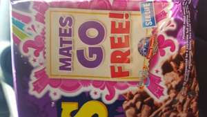 Buy one get an Adult free at Alton Towers on Kelloggs Squares