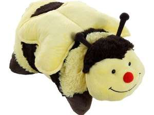 ** Pillow Pets Bee Soft Toy (Flash Sale) now only £4 @ Tesco Direct (Free CnC) **