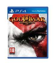 God of War 3: Remastered (PS4) £16.85 Delivered @ Shopto