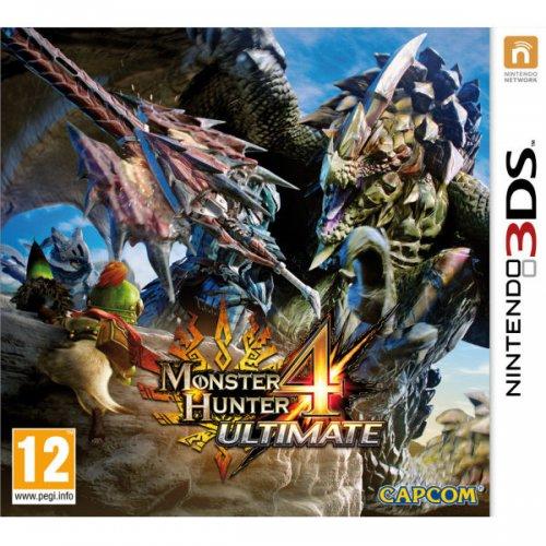 Monster Hunter 4 Ultimate (3DS) £14.00/ Majoras Mask £17.00 at ASDA In store