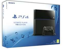 PlayStation 4 1TB Console bundled with... Fifa 16 and 3 NOW TV Entertainment 3 Month Pass £299.99 @ Game
