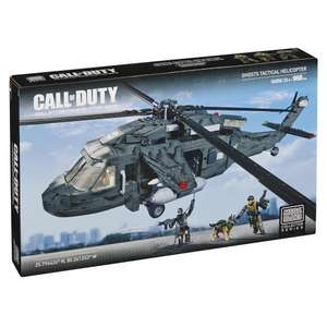 Mega Bloks Call of Duty Ghosts Tactical Helicopter £33.99 @ Argos eBay Outlet