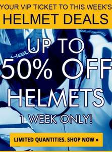 Motorcycle helmet deals at GetGeared.co.uk