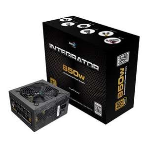 Aerocool Integrator 850W Power Supply £41.76 @ Scan