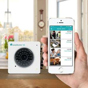 Y-Cam WIRELESS Indoor HD security camera with FREE cloud storage £104.99 Save 30%