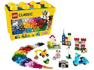 LEGO Classic 10698 Large Creative Brick Box £25.54 @ Amazon