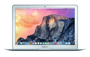 "Apple MacBook Air 13"" 1.6Ghz DC i5 4Gb 128GB SSD £689.99 Sold by ULike and Fulfilled by Amazon."