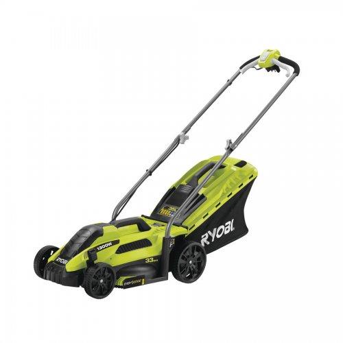 Ryobi 1300w Electric Mower & 250w Strimmer Twinpack £56.95 @ B&Q