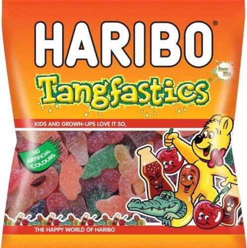 Haribo Tangfastics 68p @ BP Garages