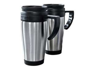 Ernesto Thermo Cups ( set of 2 ) £3.99 @ Lidl