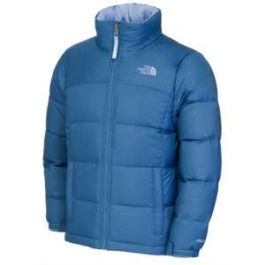The North Face Girl's Nuptse Jacket (SALE ITEM - 2014) £44.99 plus £3.95 postage @ Outdoor Kit