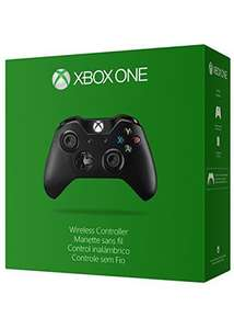 Official Xbox One Wireless Controller With 3.5mm Stereo Headset Jack £32.99 @ Amazon