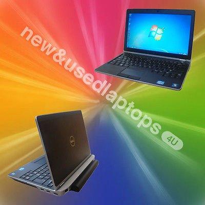 Ebay CHEAP Refurbished Windows 7 Dell Latitude E6220 Laptop Core i5 HDMI WEBCAM 1YR WARRANTY 4GB £113.33 sold by newandusedlaptops4u