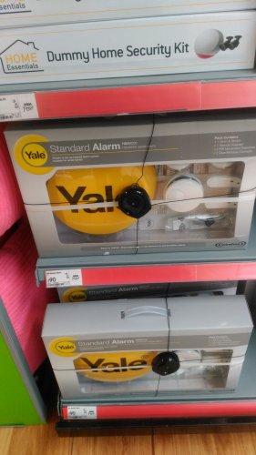 yale house alarm £90 @ Asda instore