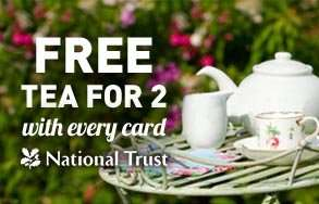 Pink greene deals sales for august 2018 hotukdeals with any purchase free national trust greeting cards x3 and free tea for m4hsunfo