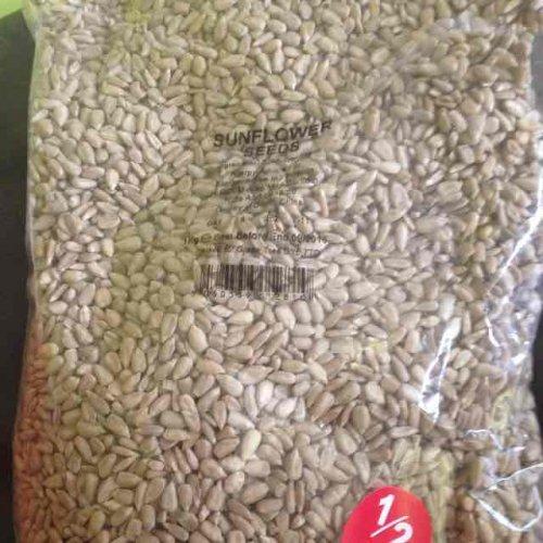 £2.49 kg sunflowers half price - £1.49 500g @ Grape Tree